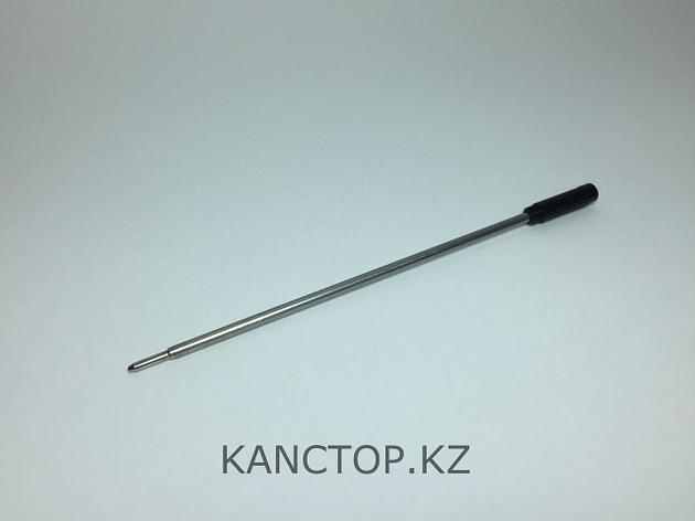 Стержень поворотный для шариковой ручки черный, фото 2