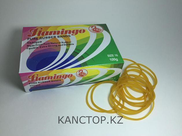 Резинки для денег FLAMINGO 100 гр, фото 2