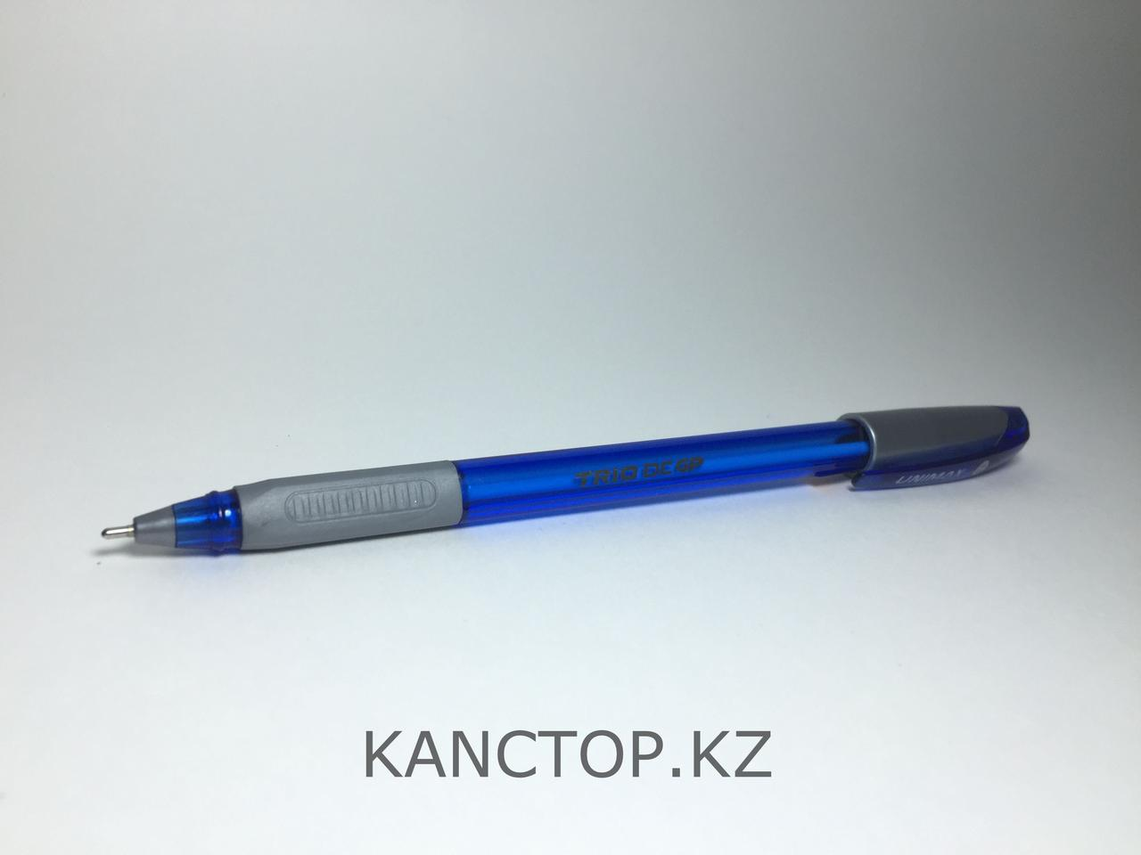 Ручка шариковая UNI-MAX TRIO DC GP Синяя