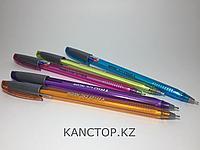 Ручка шариковая UNI-MAX TRIO NEON Синяя