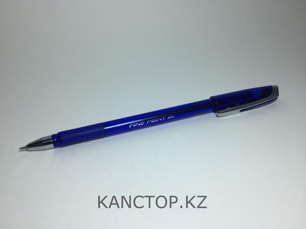Ручка шариковая UNI-MAX FINEPOINT DLX Синяя