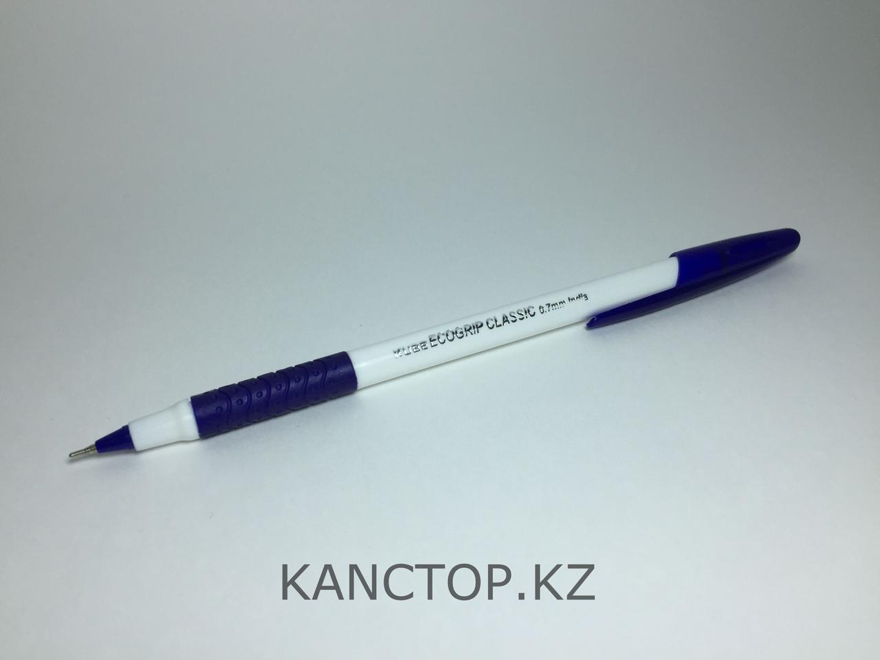 Ручка шариковая KUBE ECOGRIP CLASSIC синяя