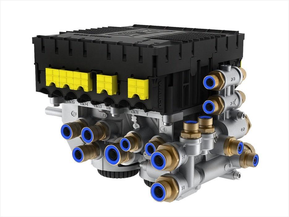 Ремонт тормозного ЕБС модулятора