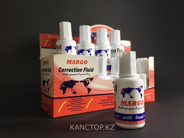 Штрих-корректор жидкость MARGO, фото 2