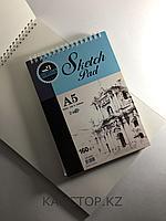 Скетчбук (скечпад), А5
