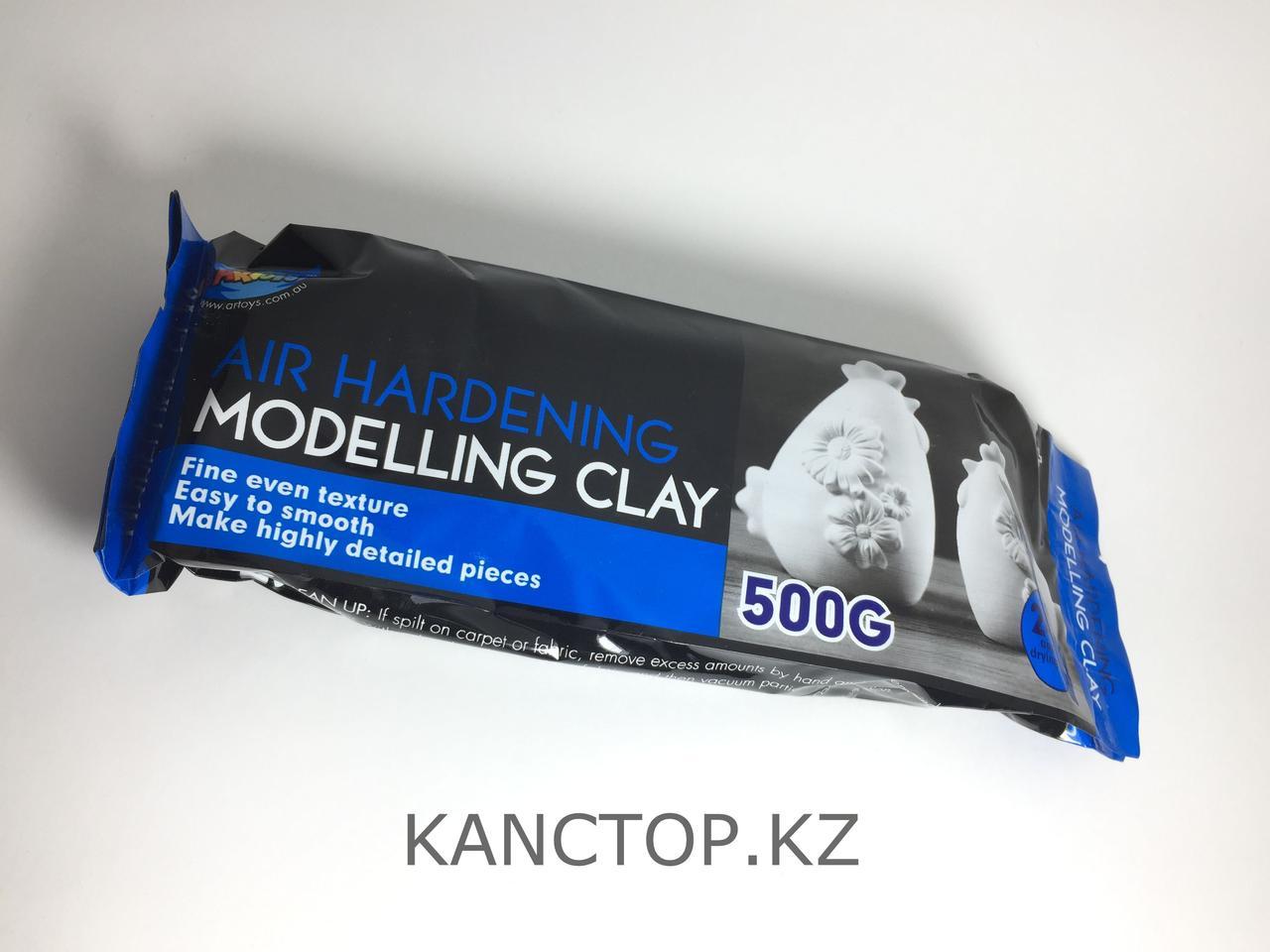 Глина полимерная белая 500гр