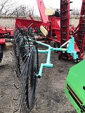 Грабли-ворошилки OGR 5ти колесные 3.3м (усиленные), фото 3