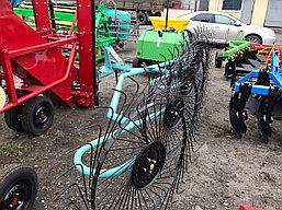 Грабли-ворошилки OGR 5ти колесные 3.3м (усиленные), фото 2
