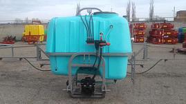 Опрыскиватель усиленный навесной типа OGR 1000л (Россия), фото 2