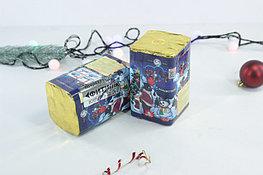 Батарея салютов - С Рождеством (9 выстрелов)