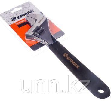 Ключ разводной Ермак 25 см 655-003