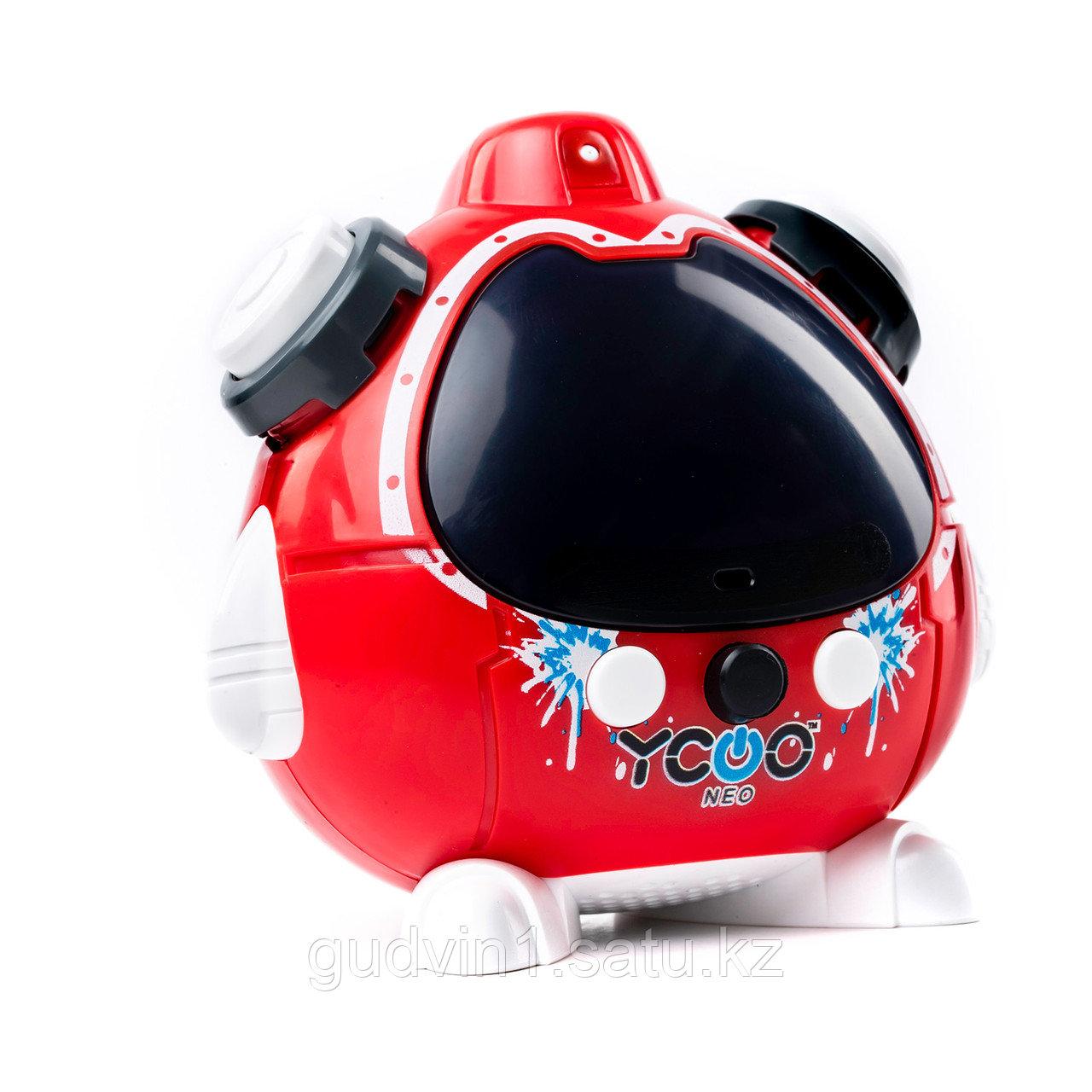 Робот Квизи красный 88574-1