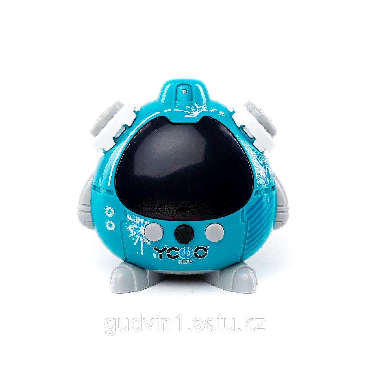 Робот Квизи синий 88574-3