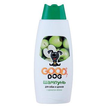 Шампунь Good Dog для собак и щенков с ароматом яблока