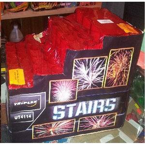 "Батарея салютов ""Stairs UT4114"" 44 выстрелов"