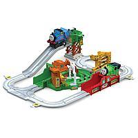 Детская железная дорога с паровозиком Томасом, фото 1
