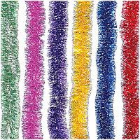 Новогодняя мишура, гирлянда, 3 метра, все цвета