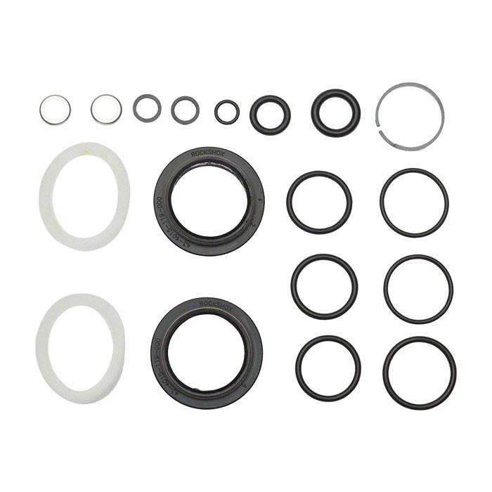 RockShox  ремнабор д/вилки - 30 Gold A1 -2014-2015 (dust seals,foam rings,o-ring seals)