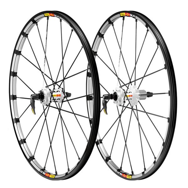 Mavic  комплект колес CROSSMAX SLR 012 D6t PR