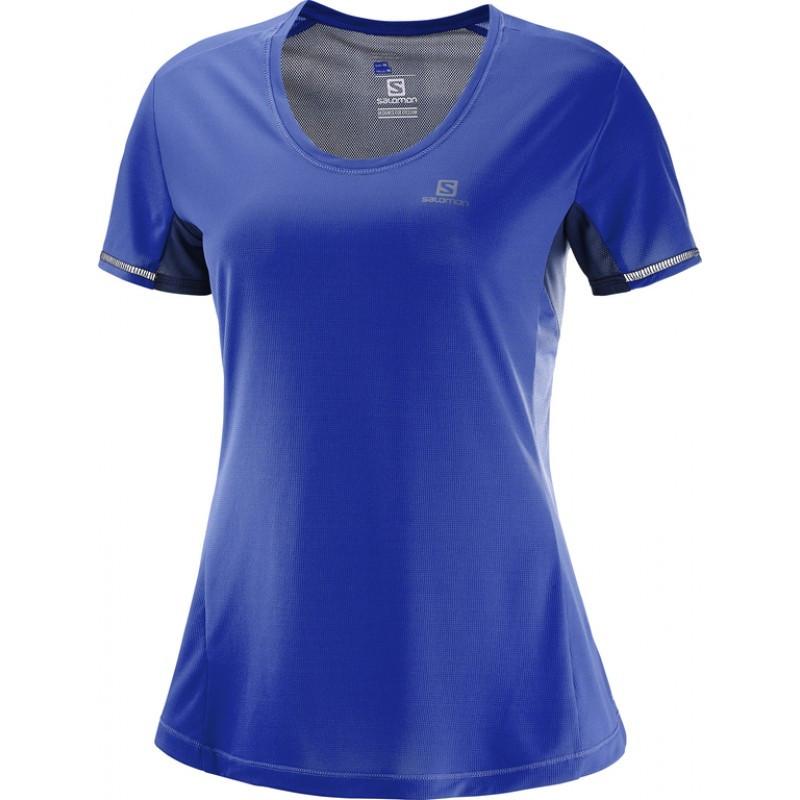 Salomon  футболка женская Agile