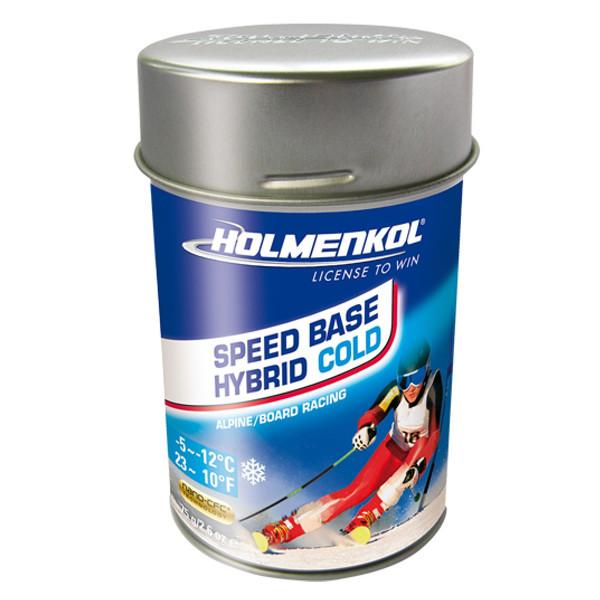 Holmenkol Порошковая смазка для лыж Speed BaseHybridCOLD