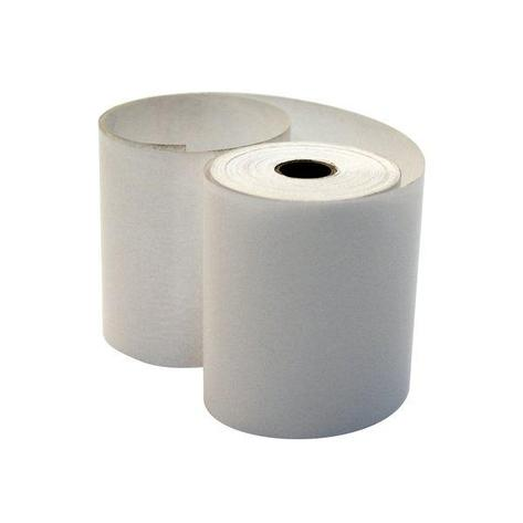 Чек. лента 57ммх40мх12, бел., (термо) 30м, d=44мм, Бумага, фото 2