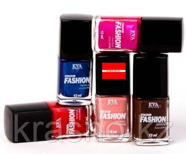 Лак 12мл для ногтей Fashion