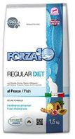 Forza10 Regular Diet, Форца10 диетический корм для кошек из рыбы, уп. 1,5 кг.