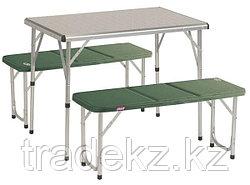 Стол кемпинговый + 2 скамейки СOLEMAN PACK-AWAY 4