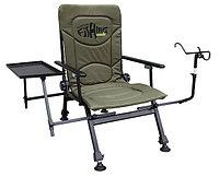 Кресло складное NORFIN WINDSOR (NF-20601) с держателем удочки и столиком
