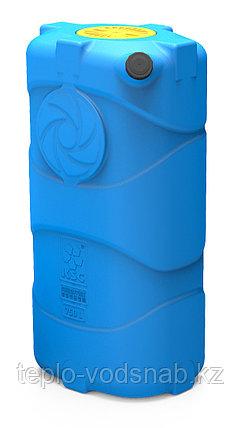Емкость прямоугольная вертикальная 750 литров, фото 2