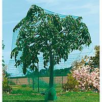 Сетка защитная,укрывная притеняющая для деревьев и сельхозпродукции