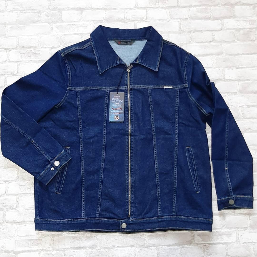Джинсовая куртка La Vita (Турция 🇹🇷) (размер 66)