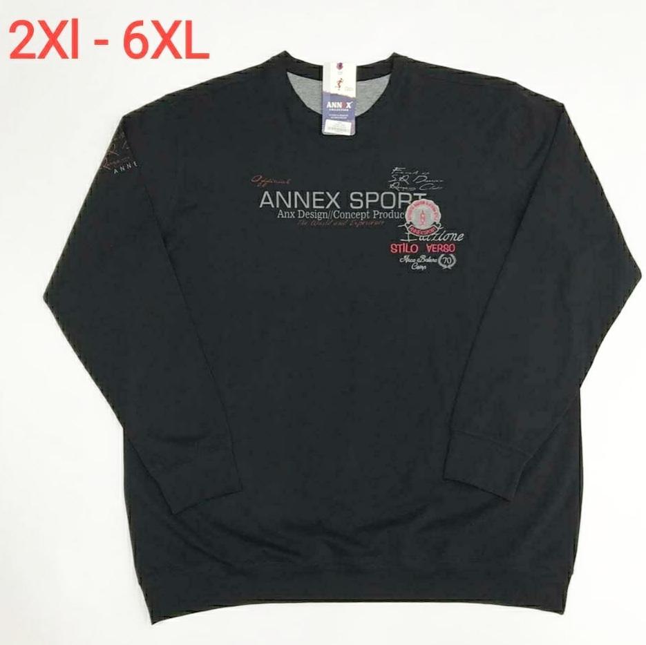 Свитшот Annex (Турция 🇹🇷) (большие размеры 2 - 6XL)