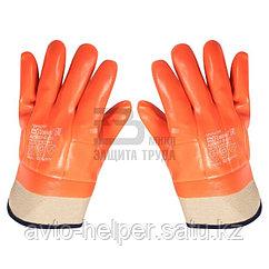 Перчатки морозостойкие утепленные Пламя®, арт. 6001-S