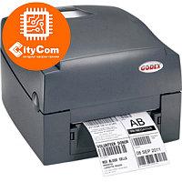 Принтер этикеток GODEX G500U маркировочный для штрих кодов, ценников и др. Арт.4928