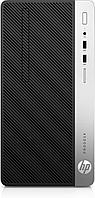 КомпьютерHP ProDesk 400 G6 MT / GOLDHE / i3-9100 / 4GB / 1TB HDD / W10p64 / DVD-WR / 1yw / USBkbd / mouseUSB