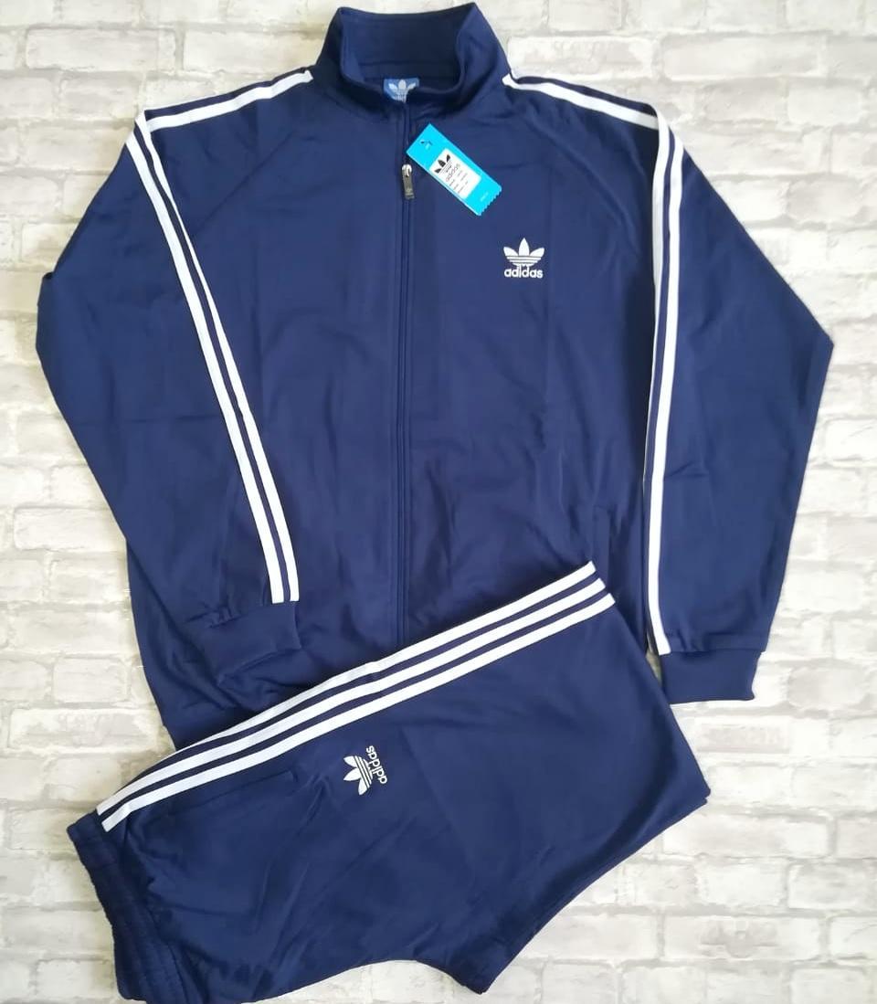 Спортивный костюм Adidas (Турция 🇹🇷) (большие размеры 3 - 8XL)