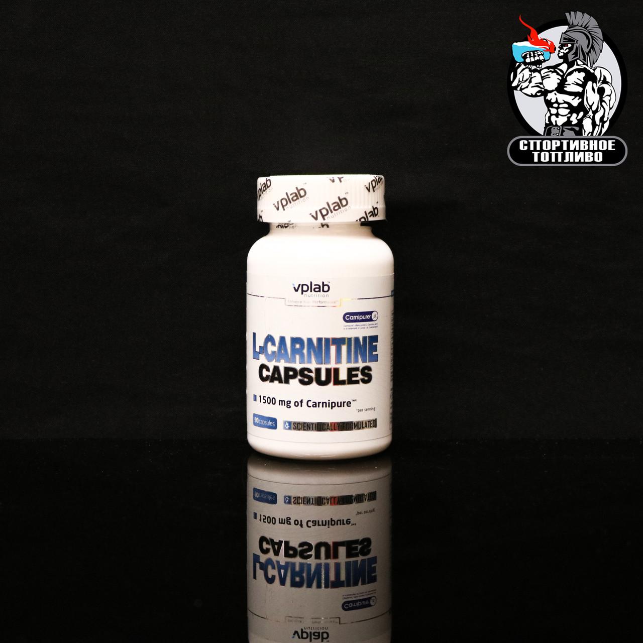 VPLab - L-Carnitine 90капс/30 порций