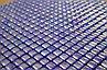 Мелкая перламутровая мозаичная плитка синий перламутр, фото 6