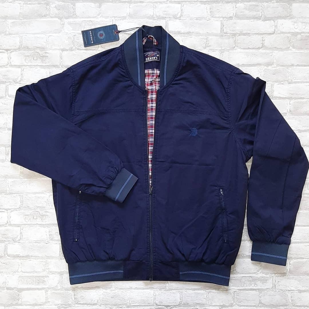 Куртка DEKONS (Турция 🇹🇷) (большие размеры 60 - 66)
