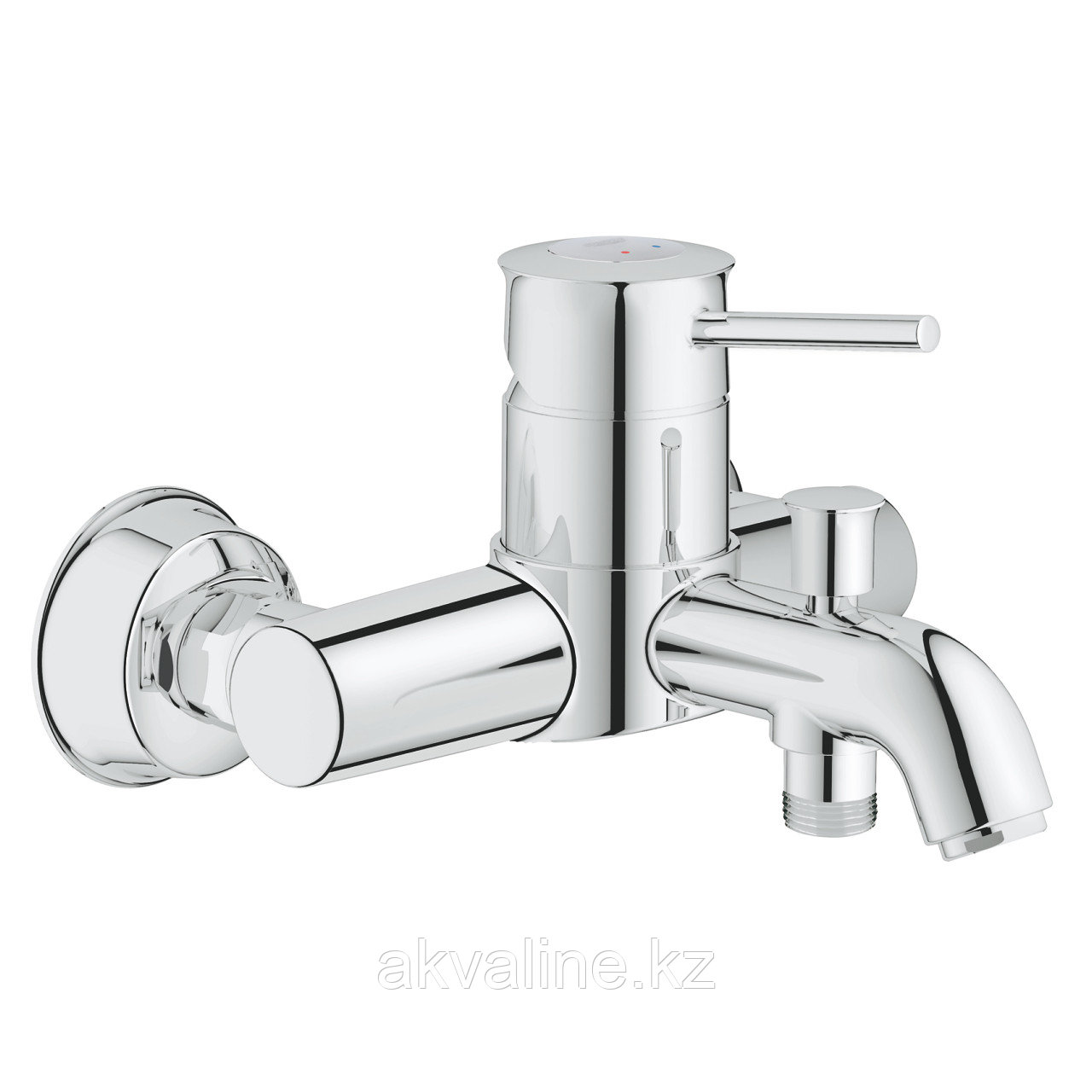 Grohe BauClassic смеситель для ванны однорычажный DN - 15 32865000