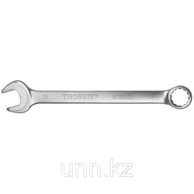 Ключ рожково-накидной 17 мм Ермак 736-058