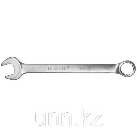 Ключ рожково-накидной 17 мм Ермак 736-058, фото 2