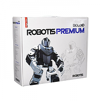 Человекоподобный робот-конструктор Robotis Bioloid Premium, фото 1