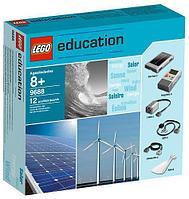 """Набор """"Возобновляемые источники энергии"""" 9688 Lego Education, фото 1"""
