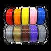 Пластик для 3D принтера PLA 1,75 мм (1 кг), цвета по запросу