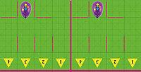 """Набор для изучения программирования """"Робомышь"""" (4 мышки и 1х1 банер-поле)"""