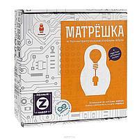 """Набор для обучения программированию для детей """"Матрешка Z"""", фото 1"""