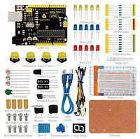 """""""Arduino starter kit"""" минимальный набор для новичков в Arduino, фото 1"""